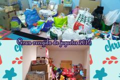 recogida de juguetes 2016
